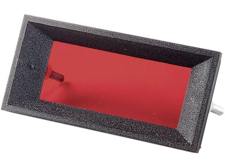 Filterschijf Transparant Strapubox FS41 klar
