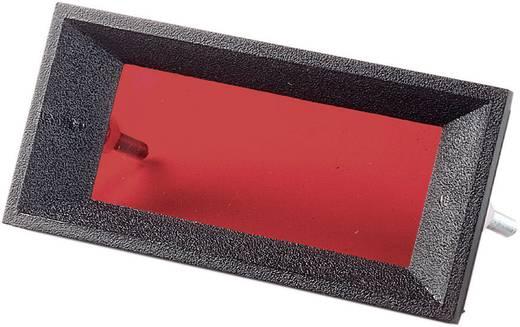 Filterschijf Rood (transparant) Strapubox FS41 Rot