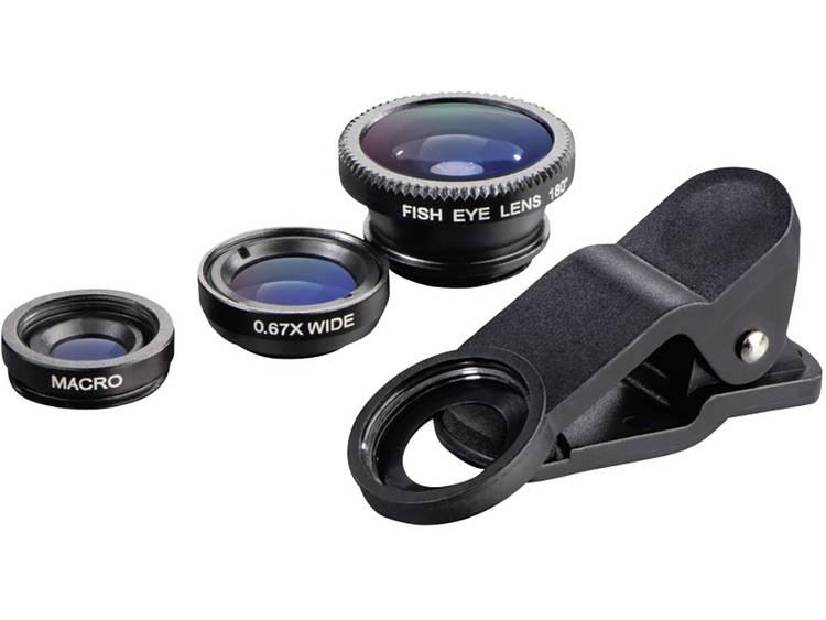 Hama Uni 3in1 Lensset