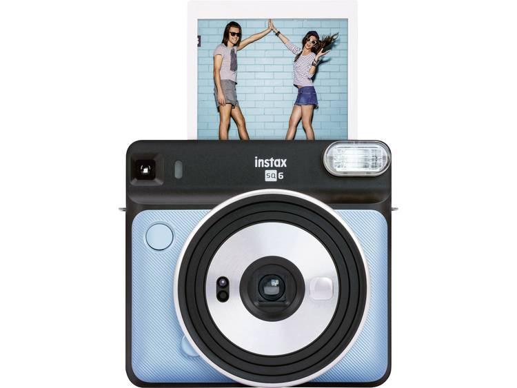 Fujifilm Instax Square SQ6 Polaroidcamera Aqua-blauw