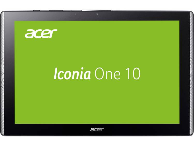 Acer Iconia One 10 B3-A40-K4L3 Android-tablet 25.7 cm (10.1 inch) 32 GB Wi-Fi Zwart 1.3 GHz Quad Core Android 7.0 Nougat 1280 x 800 pix