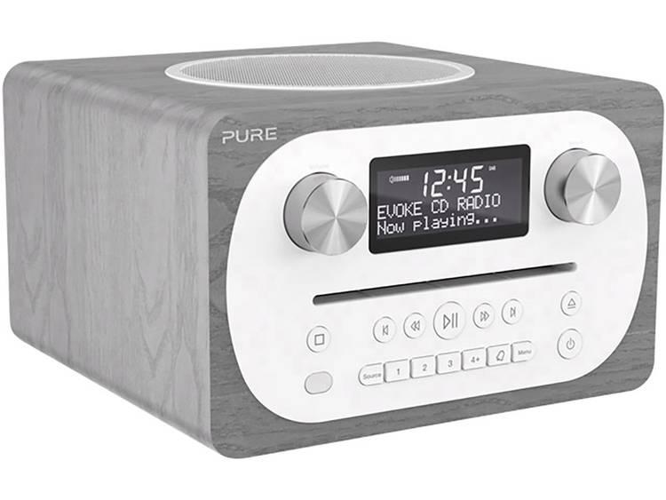 Pure Evoke C-D4 BT DAB+ Radio Grey