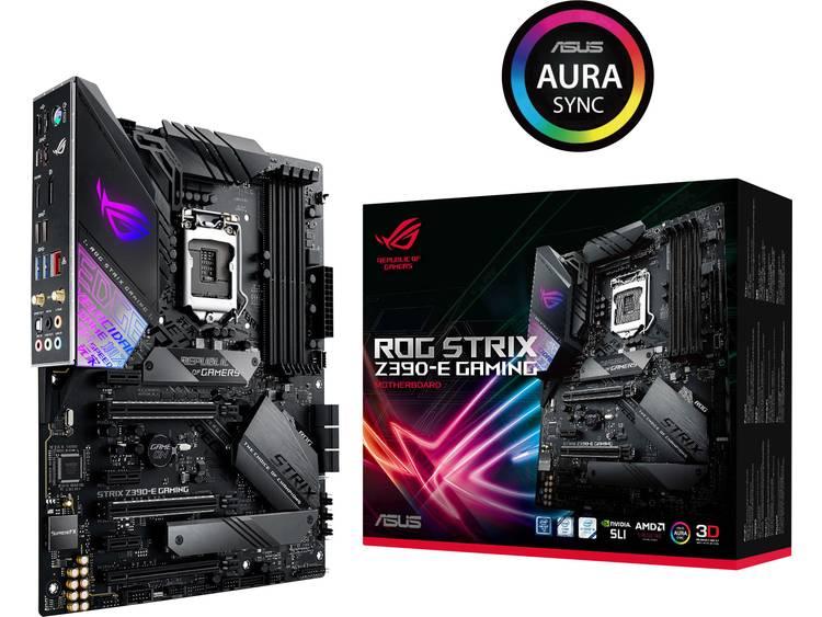 Asus ROG STRIX Z390-E GAMING Moederbord Socket Intel® 1151v2 Vormfactor ATX Moederbord chipset Intel® Z390