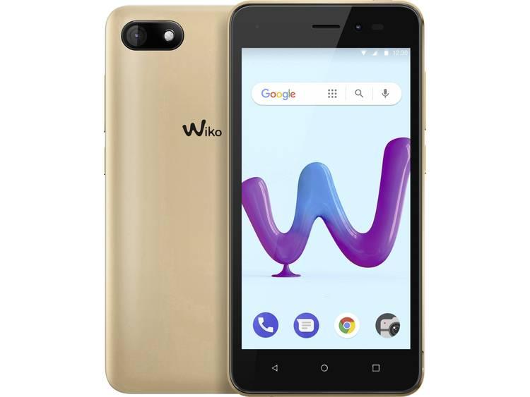 WIKO Sunny3 Smartphone Dual-SIM 8 GB 12.7 cm (5 inch) 5 Mpix Android 8.0 Oreo Goud