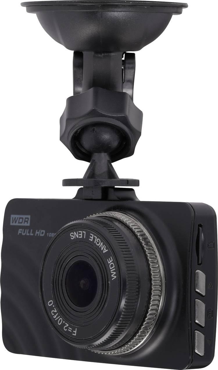 Image of Denver CCT-2010 Dashcam Kijkhoek horizontaal (max.): 140 ° Display, Microfoon