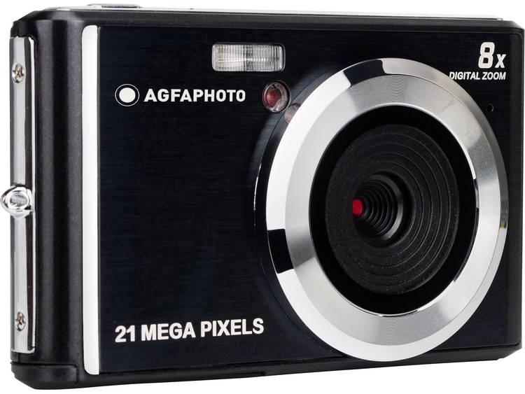 AgfaPhoto DC5200 Digitale camera 21 Mpix Zwart, Zilver kopen