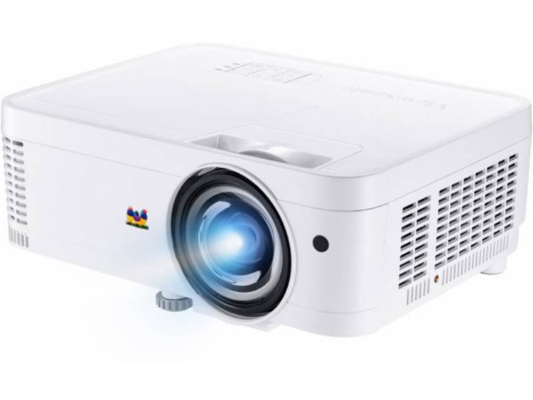 Viewsonic Beamer VS17261 DLP Helderheid: 3500 lm 1280 x 800 WXGA 22000 : 1 Wit kopen