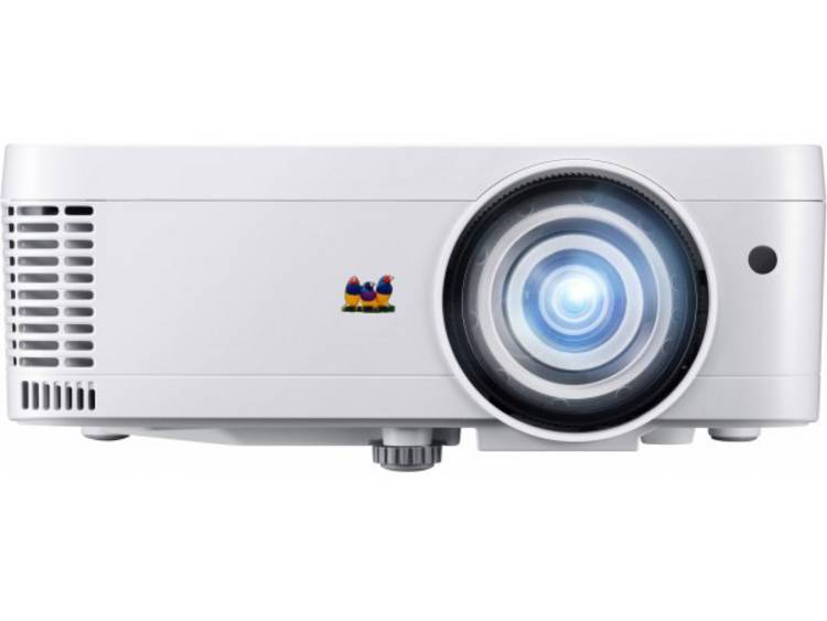 Viewsonic Beamer VS17260 DLP Helderheid: 3500 lm 1024 x 768 XGA 22000 : 1 Wit kopen
