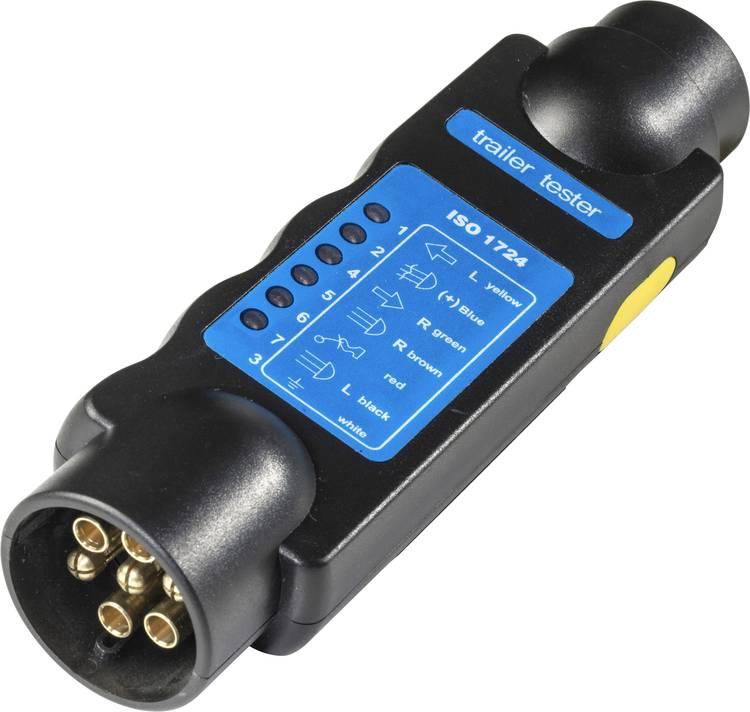 Multifunctionele tester as - Schwabe 61472 Caravan Tester 7-polig