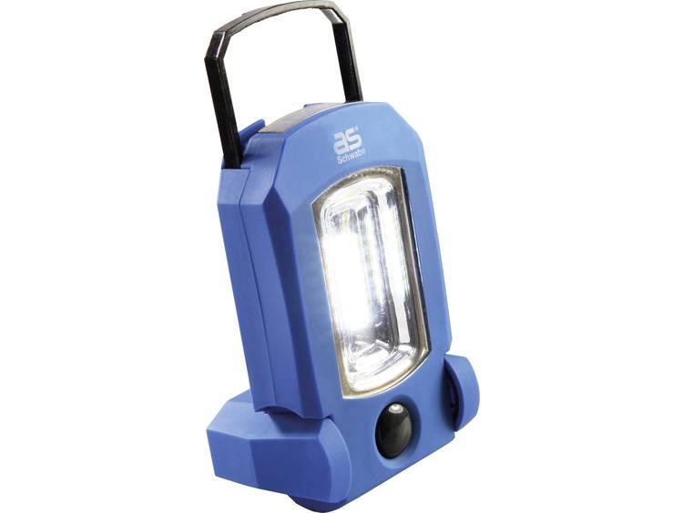COB LED, LED Werklamp werkt op een accu as Schwabe 42803 EVO 1 3 W 85 lm