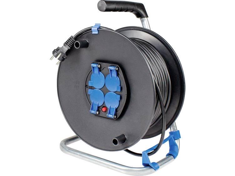 Schwabe kabelhaspel 3x1 5mm2 h05vv f 2