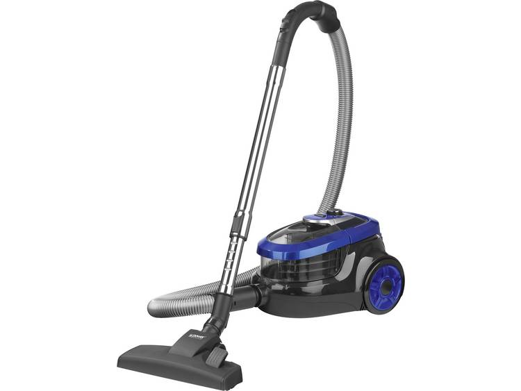 CleanMaxx 9109 Cycloon stofzuiger Zwart, Blauw - Prijsvergelijk
