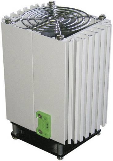 Rose LM HG/250 VARIO Verwarmingsventilator voor schakelkast 220 - 240 V/AC 250 W (l x b x h) 185 x 80 x 110 mm