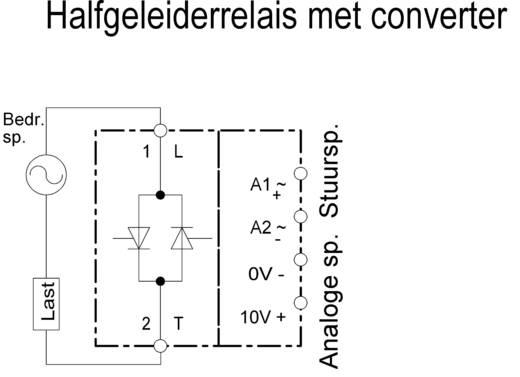 Siemens 3RF2900-0EA18 Halfgeleiderrelais 1 stuks
