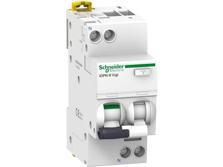 Schneider aardlekautomaat 10a 1p b kar