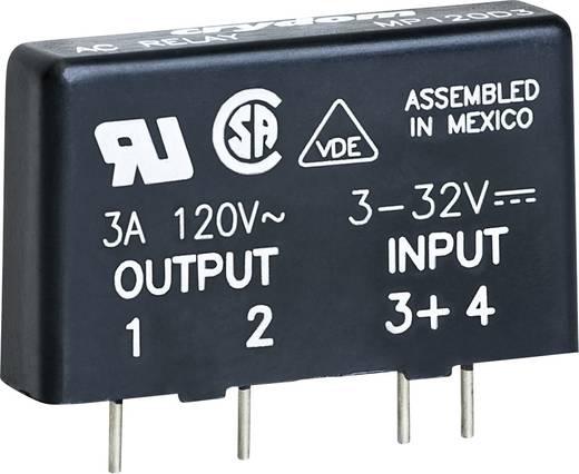 Crydom MP240D3 Halfgeleiderrelais 1 stuks Laadstroom (max.): 3 A Schakelspanning (max.): 280 V/AC Schakelend bij overbel
