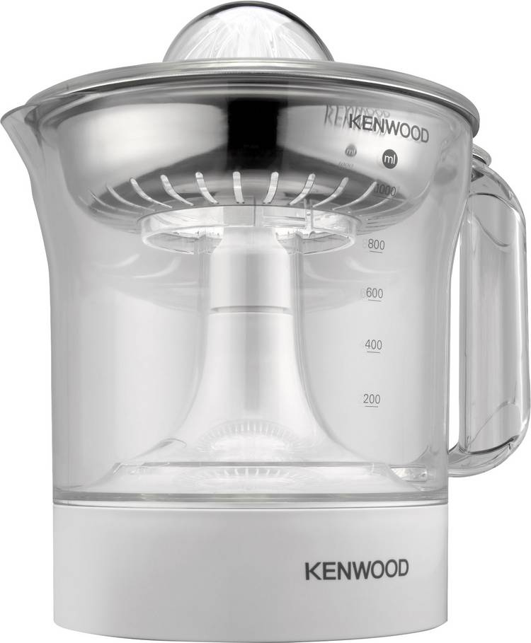 Kenwood Home Appliance JE290 Citruspers 40 W Directe sapuitloop Wit