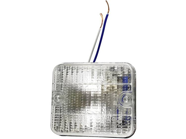 Halogeenlamp Achteruitrijlicht Achteruitrijlicht achter 12 V Acrylglas helder Berger Schröter Helder glas