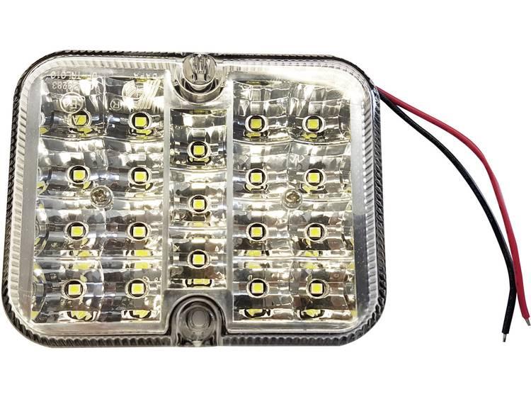 SMD LED Achteruitrijlicht Achteruitrijlicht achter 12 V Acrylglas helder Berger Schröter Helder glas