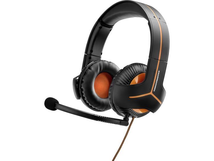 Thrustmaster Y-350CPX Gaming headset USB Kabelgebonden, Stereo Over Ear Zwart, Oranje