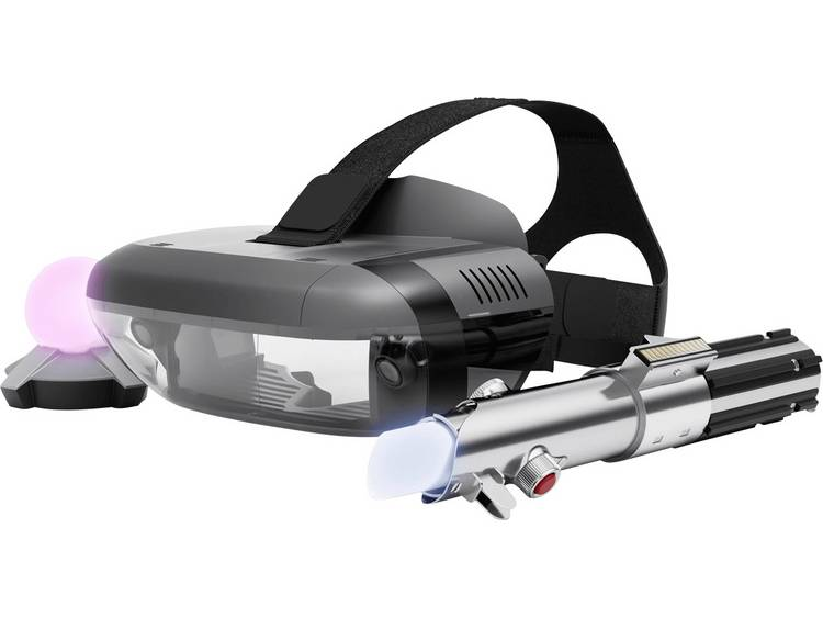 Lenovo AR-7561N Star Wars Jedi Challenge Zwart Augmented Reality (AR) bril Incl. controller kopen