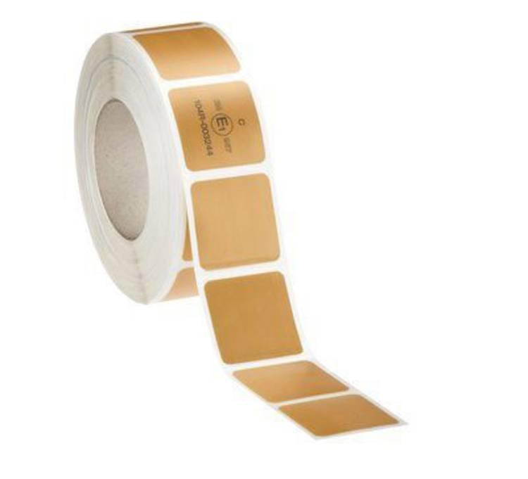 Image of 3M Contourmarkering reflectieband Geel (l x b) 50 m x 51 mm Inhoud: 1 rollen