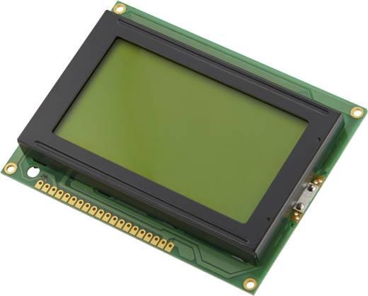 240X64 CCFL Grafisch display Groen Geel-groen (b x h x d) 180 x 65 x 13 mm