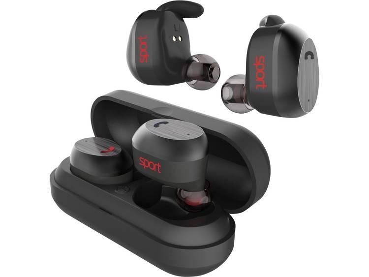 Elari NanoPods Sports Bluetooth Sport Koptelefoon In Ear Headset, Ruisonderdrukking, Bestand tegen z
