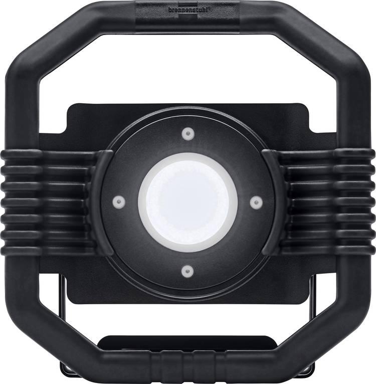 Image of Brennenstuhl 1171680 Dargo 50 LED Werklamp werkt op een accu, werkt op het lichtnet 50 W 4900 lm