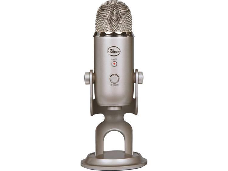 Blue Yeti Platinum USB-microfoon