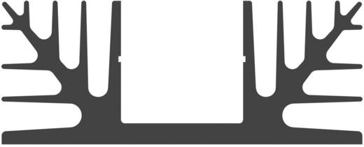 Koellichaam 1.5 K/W (l x b x h) 100 x 88 x 35 mm <b