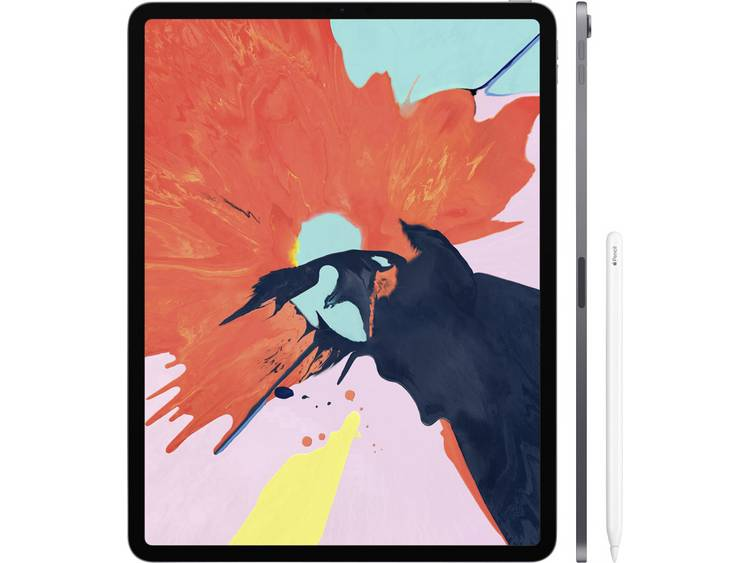 Apple iPad Pro 12.9 (3e generatie) WiFi 64 GB Spacegrijs