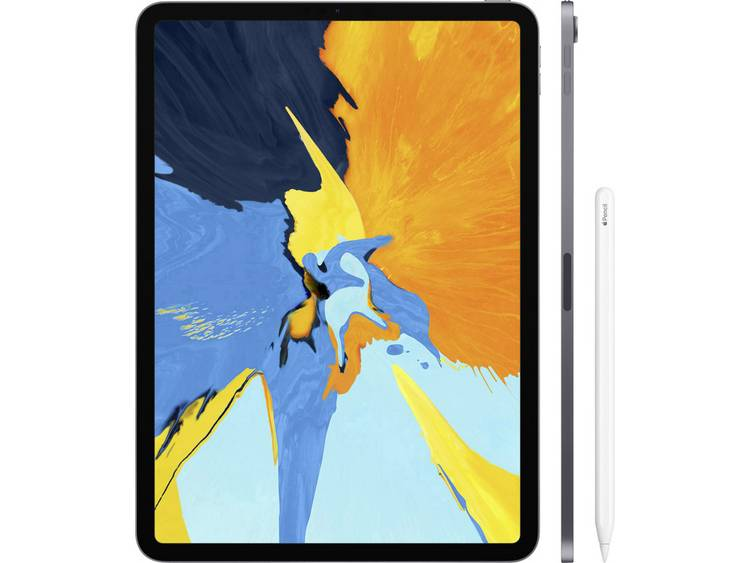 Apple iPad Pro 11 WiFi + Cellular 64 GB Spacegrijs