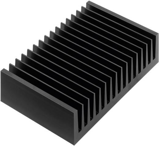 Profielkoellichaam 1.18 K/W (l x b x h) 100 x 160 x 40 mm
