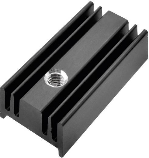 Profielkoellichaam 54 K/W (l x b x h) 25 x 12.4 x 6.5 mm TO-220 Pada Engineering 8152/25/ST