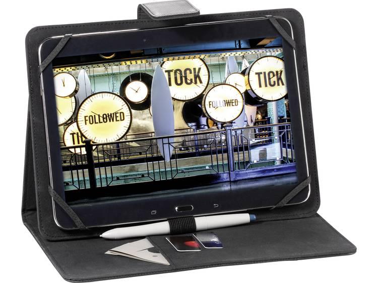 Vivanco Bookcase Universele tablet hoes Geschikt voor displaygrootte: 25,4 cm (10) Zwart