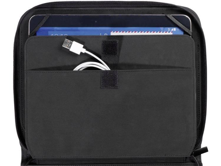 Vivanco Sleeve Universele tablet hoes Geschikt voor displaygrootte: 25,4 cm (10) Zwart