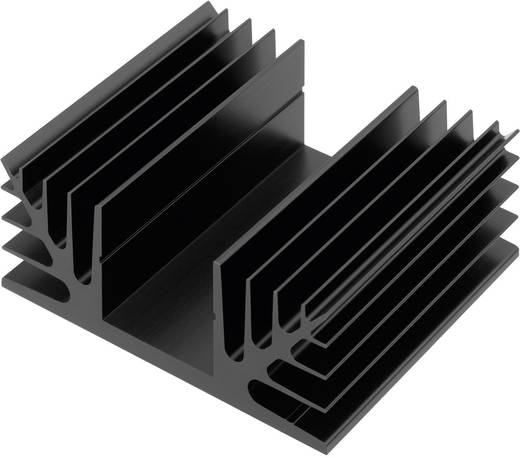Koellichaam 2.8 K/W (l x b x h) 37 x 88 x 35 mm <br