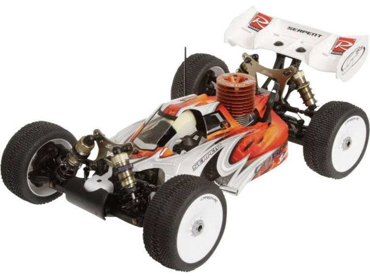 Serpent Cobra 1:8 RC auto Nitro Buggy 4WD RTR 2,4 GHz