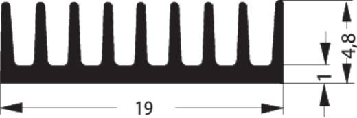Koellichaam 13 K/W (l x b x h) 33 x 19 x 4.8 mm DIL