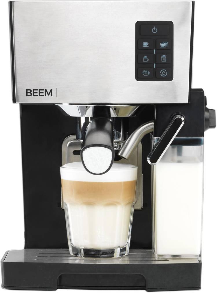Espressomachine BEEM Classico Zwart. Zilver 1450 W