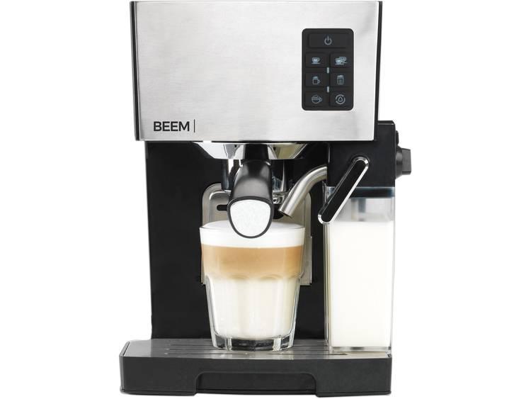 Espressomachine BEEM Classico Zwart, Zilver 1450 W
