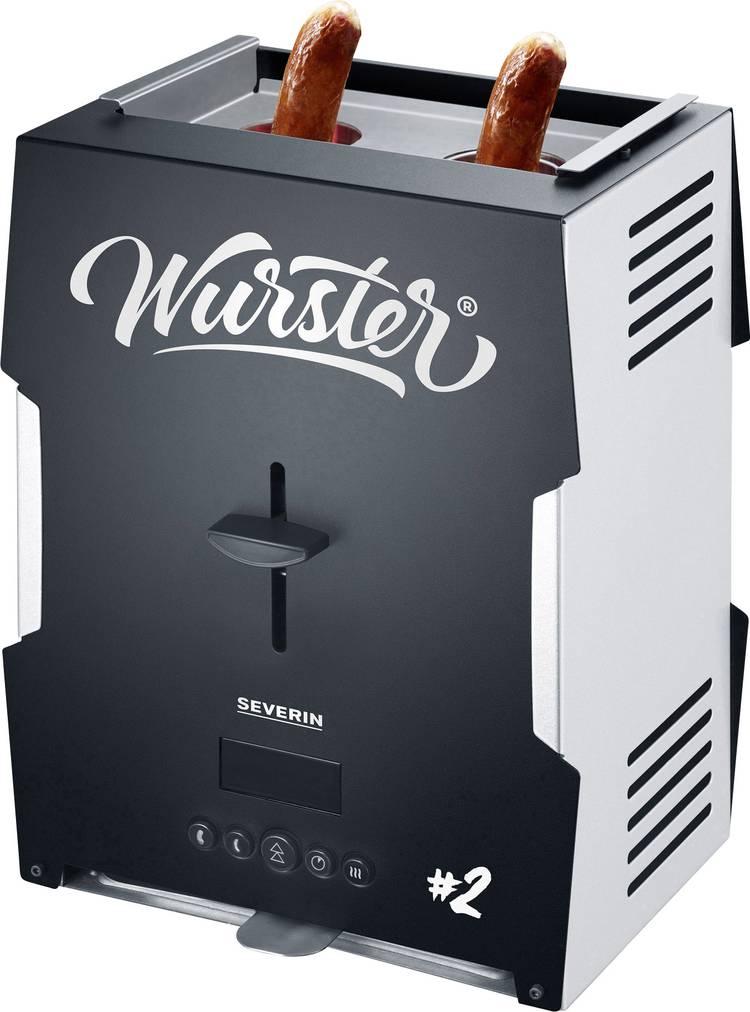 Braadtoestel Severin WT 5005 - Wurster