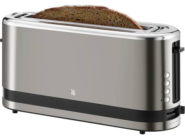 WMF KÜCHENminis Graphit Broodrooster met dubbele lange sleuf Grafiet (metallic)