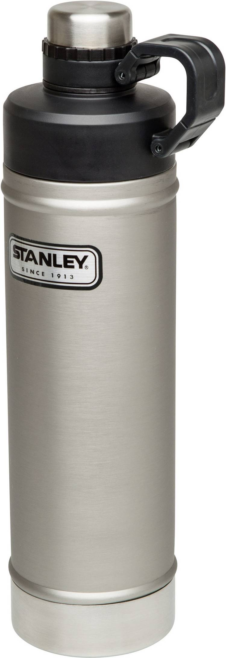Stanley Classic Vakuum-Bottle 10-02286-004 Thermosfles Zilver-zwart 750 ml
