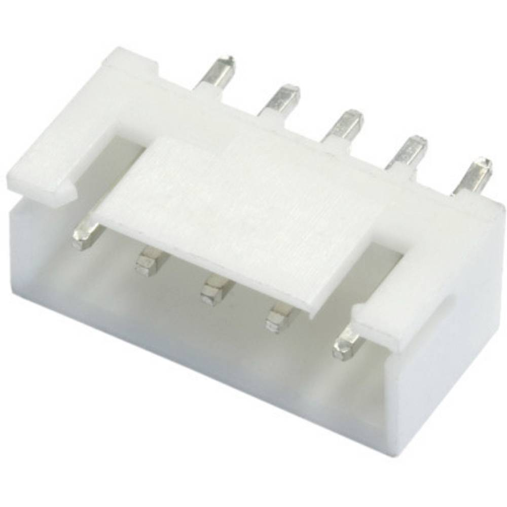 econ connect W33S3 Male behuizing-board Totaal aantal polen 3 Rastermaat: 2.5 mm 1 stuk(s)