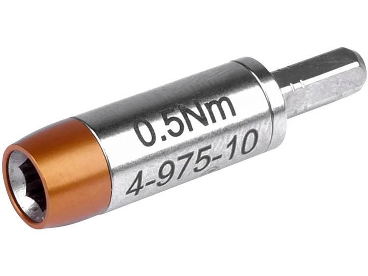 Bernstein 4 975 Draaimomentadapter 0.5 Nm (max)