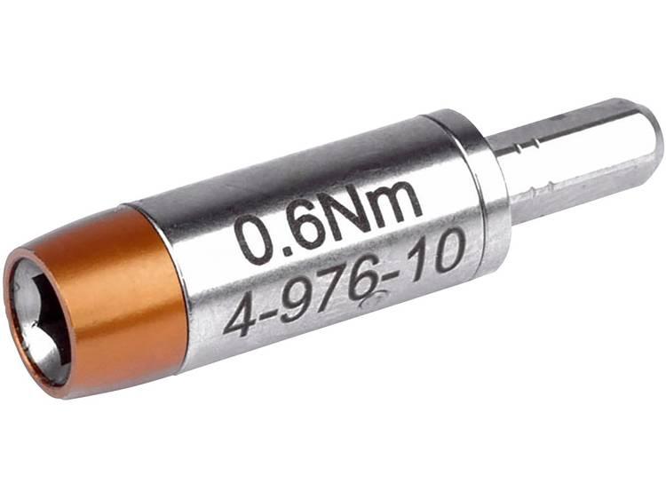 Bernstein 4 976 Draaimomentadapter 0.6 Nm (max)