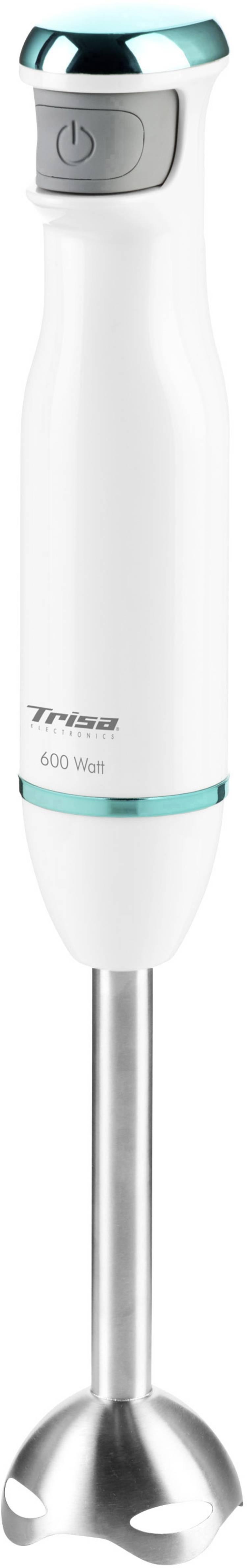 Trisa Quick Mix 600 W Wit. Turquoise