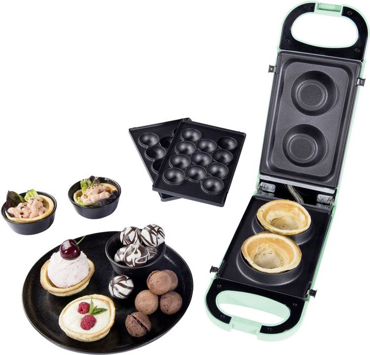 Trisa Retro Line Cakepop maker Mint